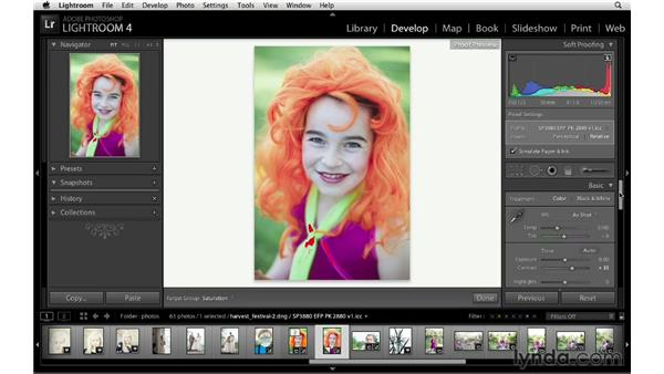 Soft proofing reinvented: Lightroom 4 New Features