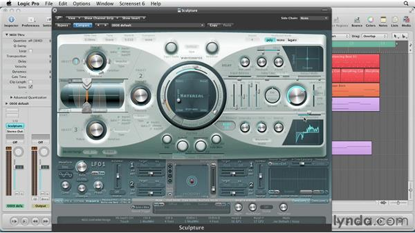 Understanding the Body EQ: Virtual Instruments in Logic Pro