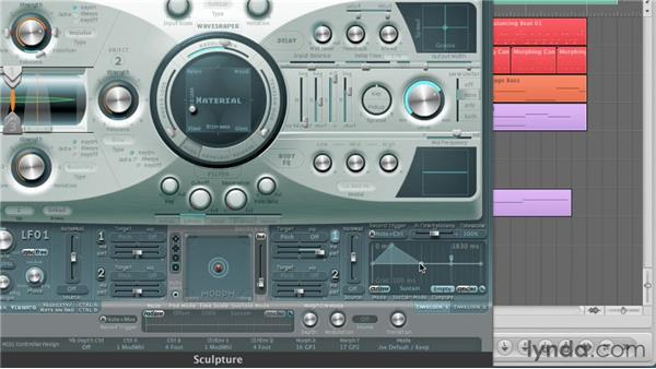 Introducing the Control Envelope: Virtual Instruments in Logic Pro