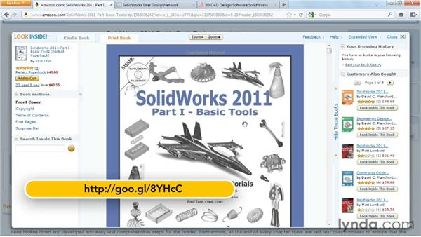 Next steps: SOLIDWORKS 2012 Essential Training