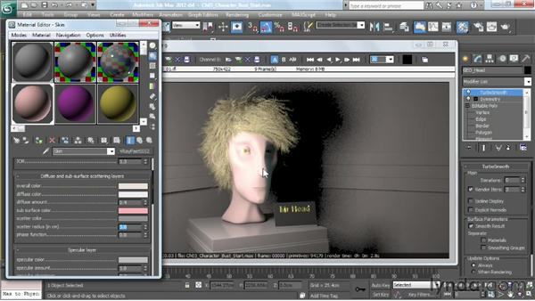 Dealing with lighting problems: V-Ray 2.0 for 3ds Max Essential Training