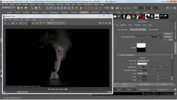 Welcome: V-Ray 2.0 for Maya Essential Training