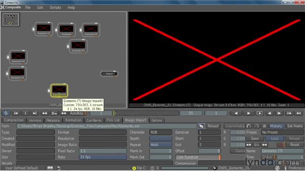 Preparing to composite: V-Ray 2.0 for Maya Essential Training