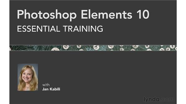 Goodbye: Photoshop Elements 10 Essential Training