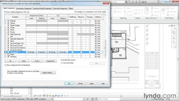 Setting up standard sheets: Designing a House in Revit Architecture