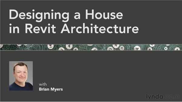 Goodbye: Designing a House in Revit Architecture