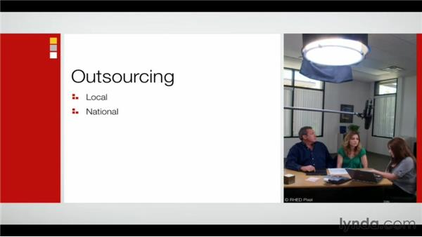 Outsourcing: Budgeting Video Projects