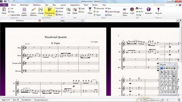 Welcome: Sibelius 7 Essential Training
