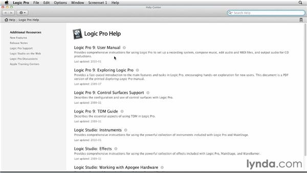 What's next?: Virtual Instruments in Logic Pro