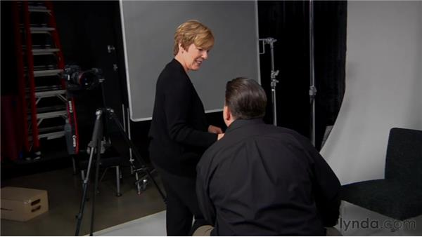 Making adjustments at a shoot to capture subjects at their best: Family and Group Portraiture