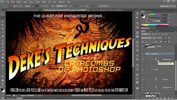 : Photoshop CS6 New Features
