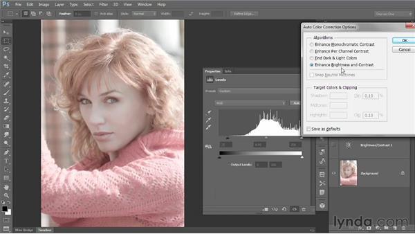 Auto-Power color adjustments: Photoshop CS6 New Features
