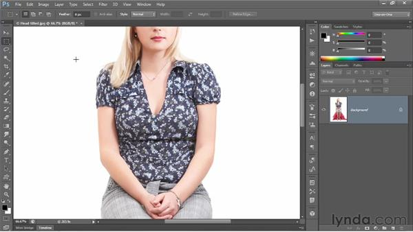 The enhanced Liquify filter: Photoshop CS6 New Features