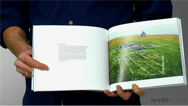 Reviewing samples of both printed and digital books: Lightroom 4 Essentials: 03 Creating Prints and Books
