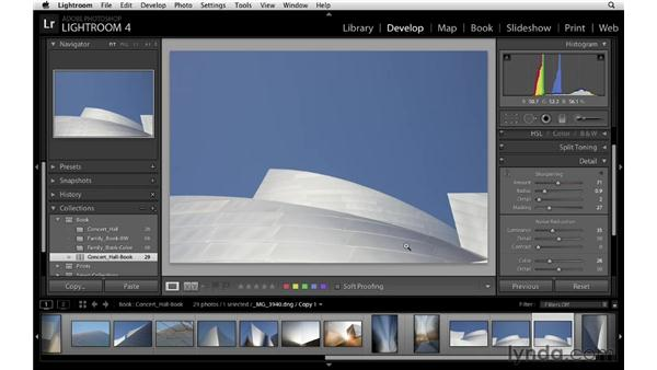 : Lightroom 4 Essentials: 03 Creating Prints and Books