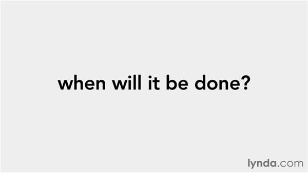 : Achieving Your Goals
