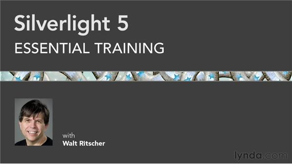 Goodbye: Silverlight 5 Essential Training