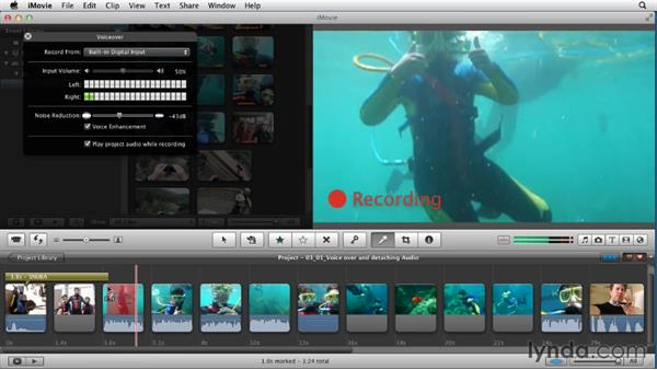 Welcome: Creating a Vacation Video with iMovie