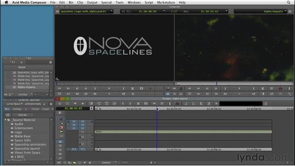 Understanding alpha channels outside of Avid: Editing with Composites and Effects in Avid Media Composer