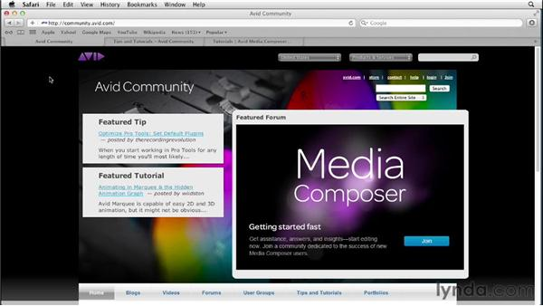 Next steps: Editing with Composites and Effects in Avid Media Composer