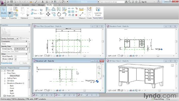 Exploring modeling approaches: Advanced Modeling in Revit Architecture