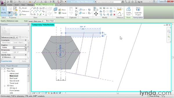 Building the annex: Advanced Modeling in Revit Architecture