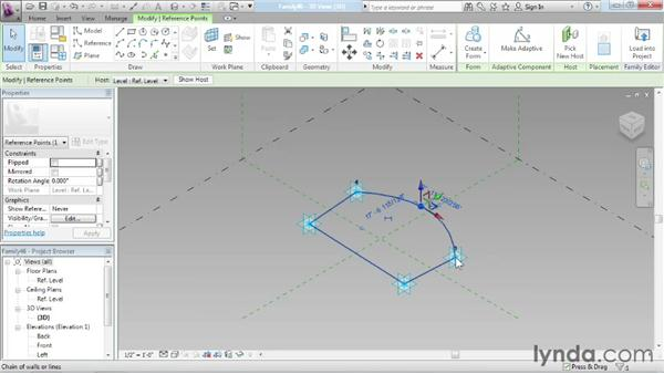 Understanding lofting techniques: Advanced Modeling in Revit Architecture