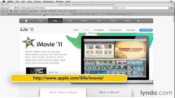 Next steps: Creating a Sports Highlight Reel with iMovie