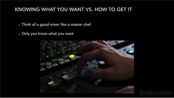 Exploring strategies for mixing and mastering: Pro Tools Mixing and Mastering