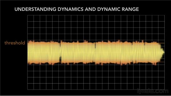 Working with dynamics processors: Pro Tools Mixing and Mastering