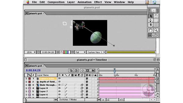 multiple cameras: After Effects 5.0 Overview