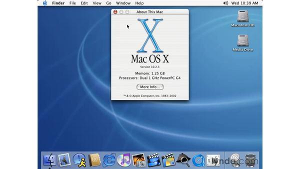 why use OS X?: Learning Mac OS X 10.2 Jaguar