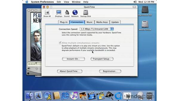applications: Learning Mac OS X 10.2 Jaguar