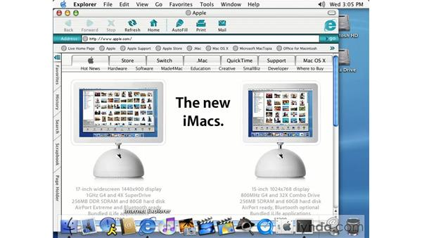 the dock: Learning Mac OS X 10.2 Jaguar