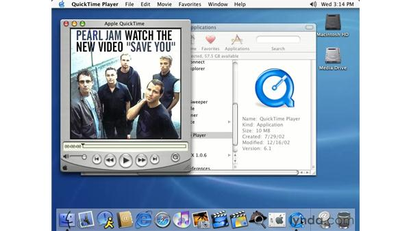 adding items to the dock: Learning Mac OS X 10.2 Jaguar