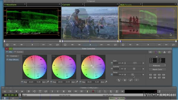 Welcome: Color Correction: Creating a Polished Look in Avid Media Composer