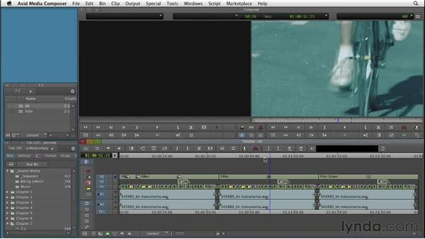 Understanding how to create a look and feel: Color Correction: Creating a Polished Look in Avid Media Composer
