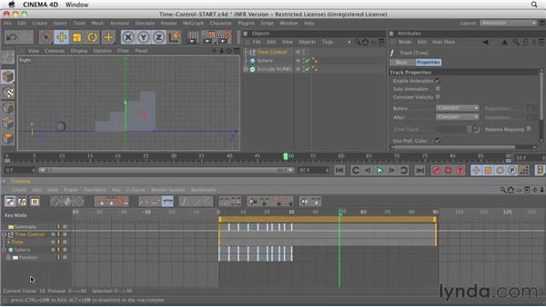 022 Controlling animation with track properties : Design in Motion