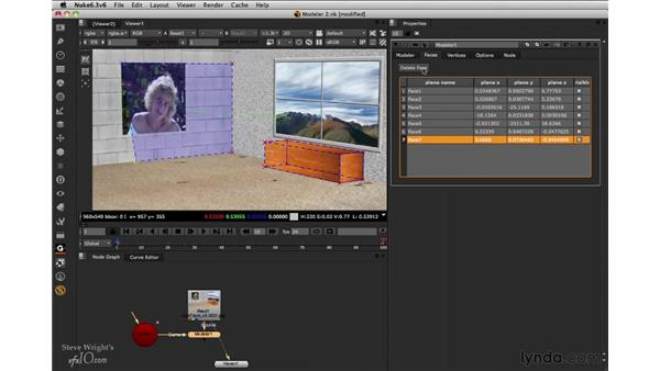 Building the whole set: Nuke 6.3 New Features