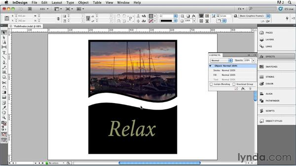 033 Learning Pathfinder Tips and Tricks: InDesign FX