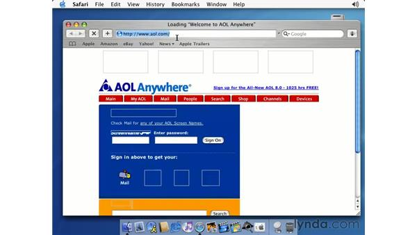 Safari pop-up blocking: Learning Mac OS X 10.2 Jaguar