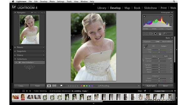 Setting up for quick and easy batch processing: Lightroom Workflow Strategies
