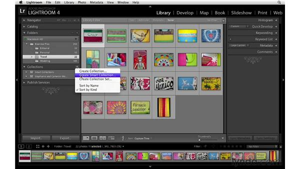 Getting started with travel collections: Lightroom Workflow Strategies