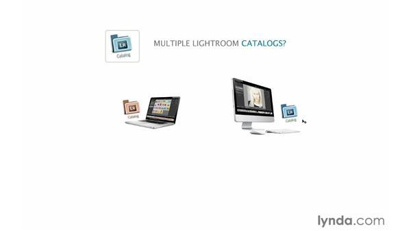 Combining multiple catalogs: Lightroom Workflow Strategies