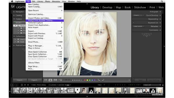 Exporting images and merging laptop and desktop catalogs: Lightroom Workflow Strategies