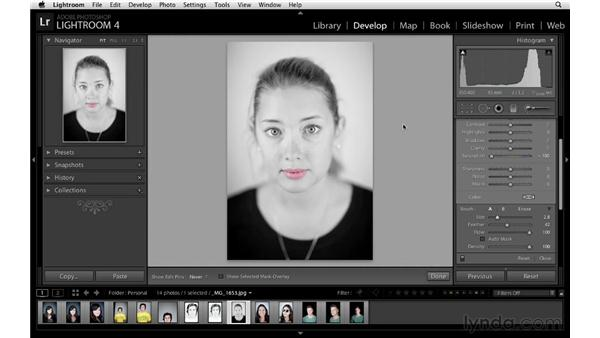 Removing and adding color: Lightroom Workflow Strategies