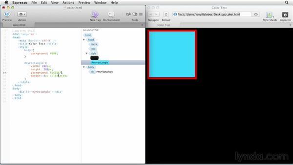 Exploring Eyedropper tool improvements: Fireworks CS6 New Features