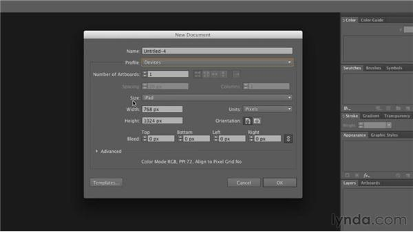 : Illustrator CS6 New Features