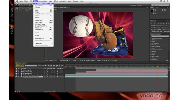 Exploring the global RAM cache: After Effects CS6 New Features