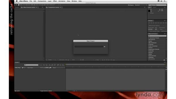 Working with the persistent disk cache: After Effects CS6 New Features